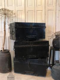 Ijzeren, originele kist (141871, 141880, 141886, 141872) verkocht