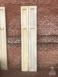 Oude Franse luiken (138569, 138570) verkocht