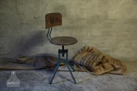 Industriële stoel (132427)...verkocht