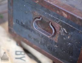 Jaren 40 kist op wielen (136715) verkocht