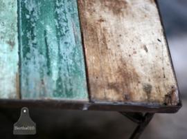Sloophouten tafeltje (130444)..verkocht