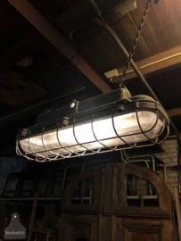Industriële hanglamp (138547, 138548) verkocht
