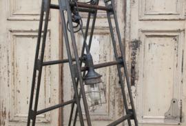 Industriële ijzeren ladder (133489)...verkocht