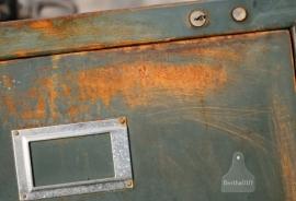 Groene industriele dossierkast (130252)..verkocht
