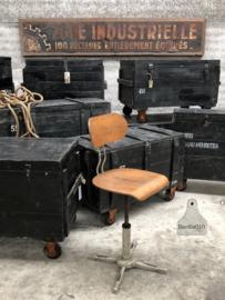 Bureaustoel oud (144669)
