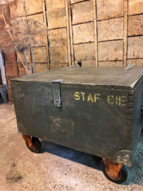 Oude W.O. 2 kist, Amerikaans (138554) verkocht
