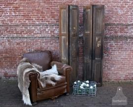 Oude bruine luiken (131284/285/286/287)..verkocht