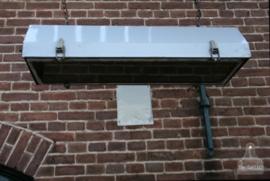 Oude fabriekslamp (130616)..verkocht
