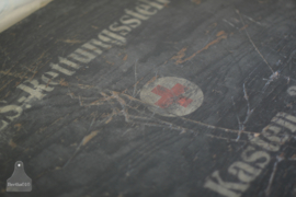 Oude Rode Kruis kist (136067)..verkocht