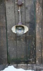 Oude scheepslamp (130657)..verkocht