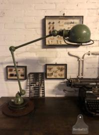 Lamp de Jielde met glasplaat (138639)