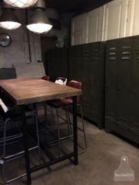 Franse 4 deurs locker (135288, 289, 290) verkocht