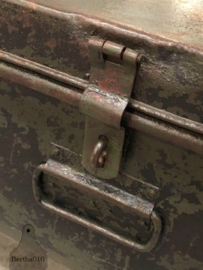 Verzendkist ijzer op wielen (144073) verkocht