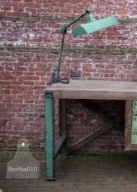 Originele oude bureaulamp (131511)..verkocht