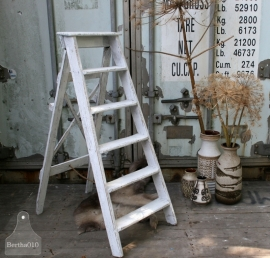 Landelijke trap (130593)..verkocht