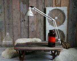 Industriele lamp wit (130151)..verkocht