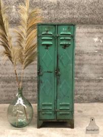 Fabriekslocker 2-deurs (144318) verkocht