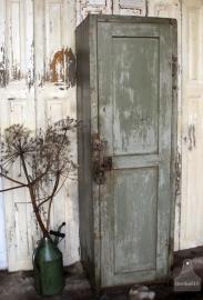 Oude geleefde kast (131485)..verkocht