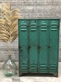 Fabriekslocker 4-deurs (144317)
