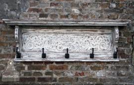 Landelijke grote kapstok (130311)..verkocht