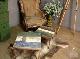 Tafeltje sloophout (131057) verkocht