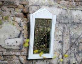 Landelijke spiegel (130116)..verkocht