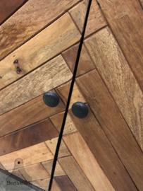 Dressoir visgraat 4-deurs (141802)