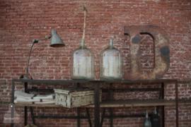 Oude bureaulamp (136706)..verkocht