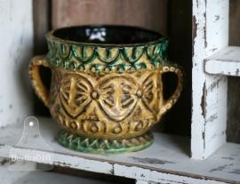 Vintage pot (130070)..verkocht