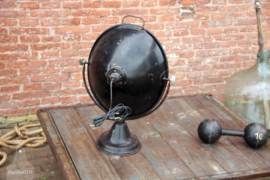 Industriële antieke lamp (137007)..verkocht