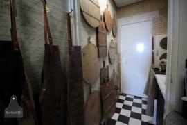 Oude kaasplanken, diverse maten (132403)