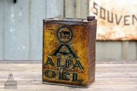 Oud olieblik (131789)..verkocht