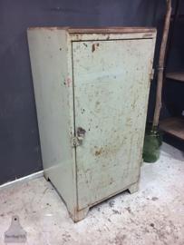 Oude werkplaatskast (131692)