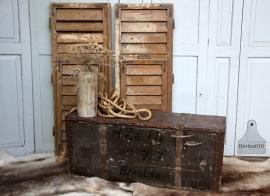 Originele stoere kist (131698) Verkocht