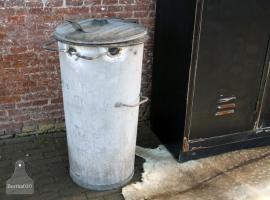 Hoge industriële vuilnisbak (131045)