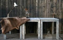 Grote landelijke tafel (130229)..verkocht