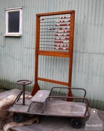 Oude speelkar (130768) verkocht