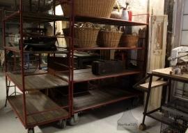 Industrieel rek (131456)..verkocht