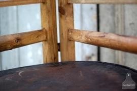 Oud bakkersrek met originele bakplaten (131731)