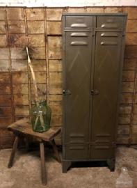 Franse 2 deurs locker (138755)