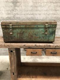 Geleefde ijzeren koffer (144851)