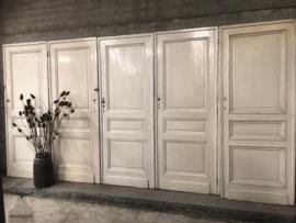 Oude paneeldeuren (144220)