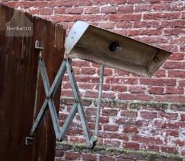 Oude industriële schaarlamp (131512) verkocht
