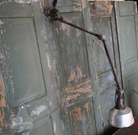 Oude wandlamp (131479)..verkocht