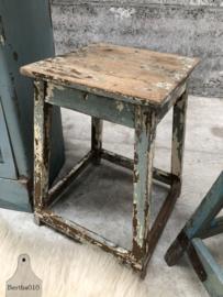 Oude kruk, hout (144430)