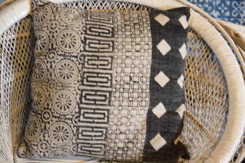 Handgemaakt kussen (134627)