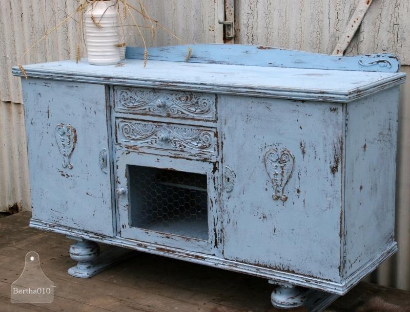 Landelijk dressoir (130580)..verkocht