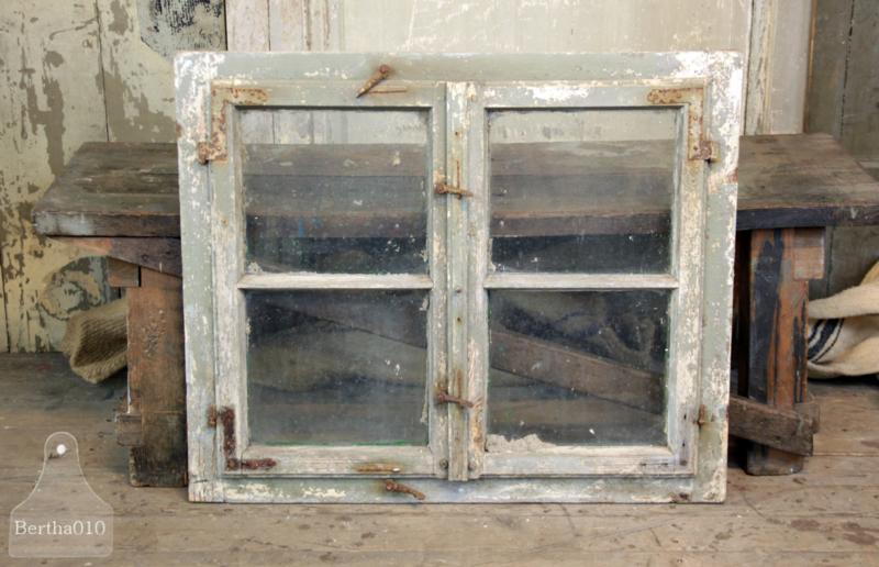 Oud raam (134371)..verkocht