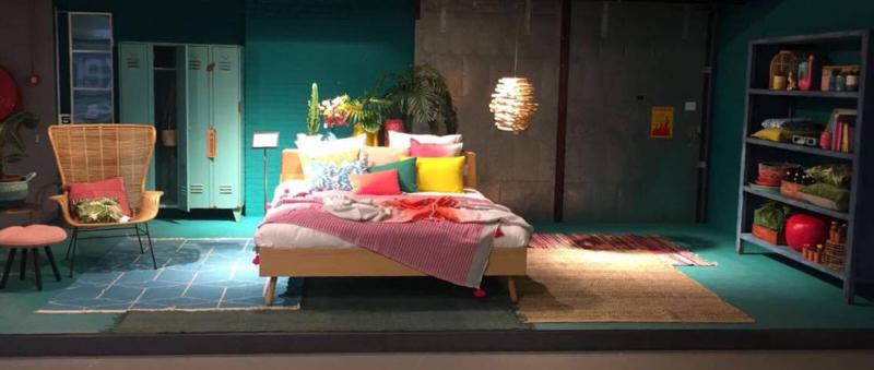 Californian dreams slaapkamer