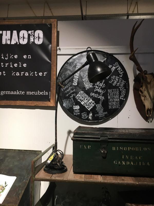Bureaulamp oud (135787)